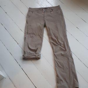 Prana convertible pants. Size 8